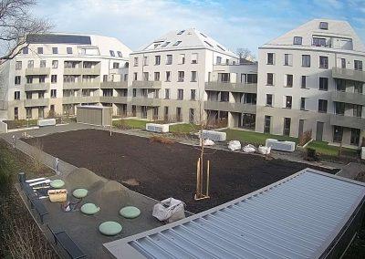 Multi-family residential Weimar | Bürogemeinschaft Helk, Alexander Burzik