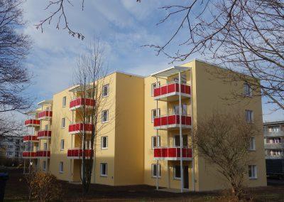 Multi-family residential Saalfeld-Gorndorf | Bürogemeinschaft Helk, Alexander Burzik