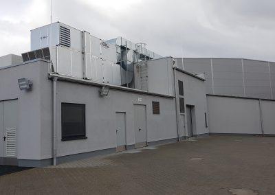 Factory building Credin Sobótka