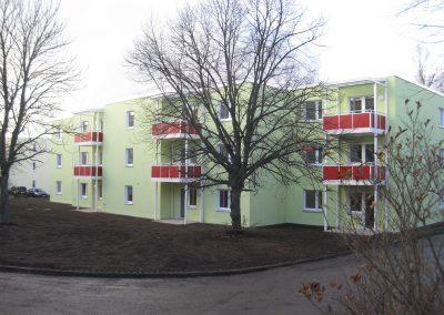 Mehrfamilienhaus Querfurt | Bürogemeinschaft Helk, Alexander Burzik