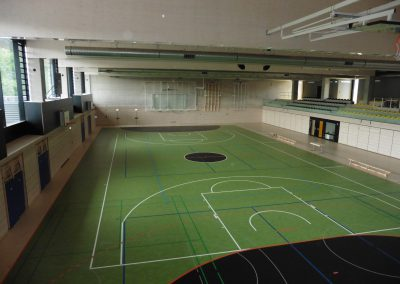 Sports hall Apolda | Bürogemeinschaft Helk, Alexander Burzik